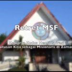 Retret MSF 2019
